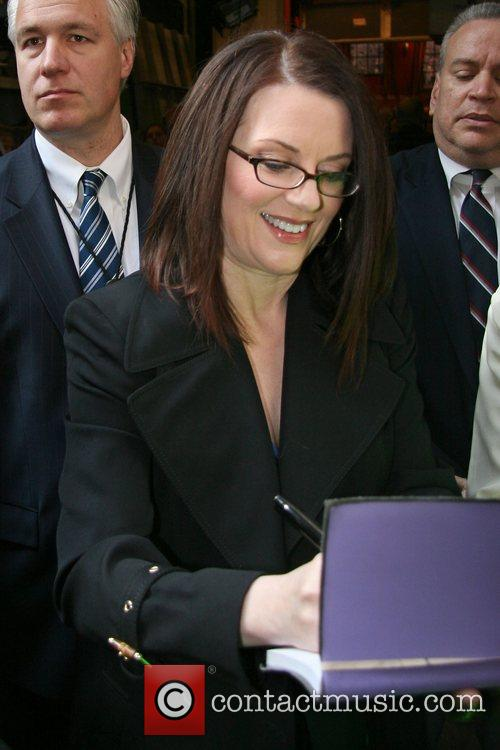 Megan Mullally, Abc and Abc Studios 3