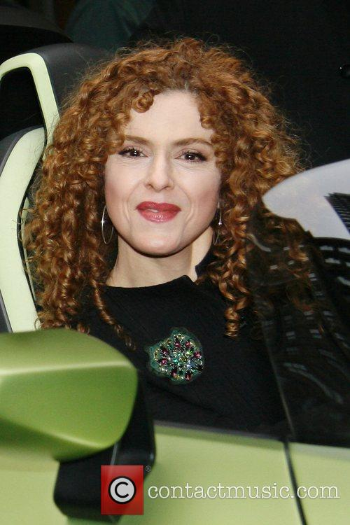 Bernadette Peters and Abc 2