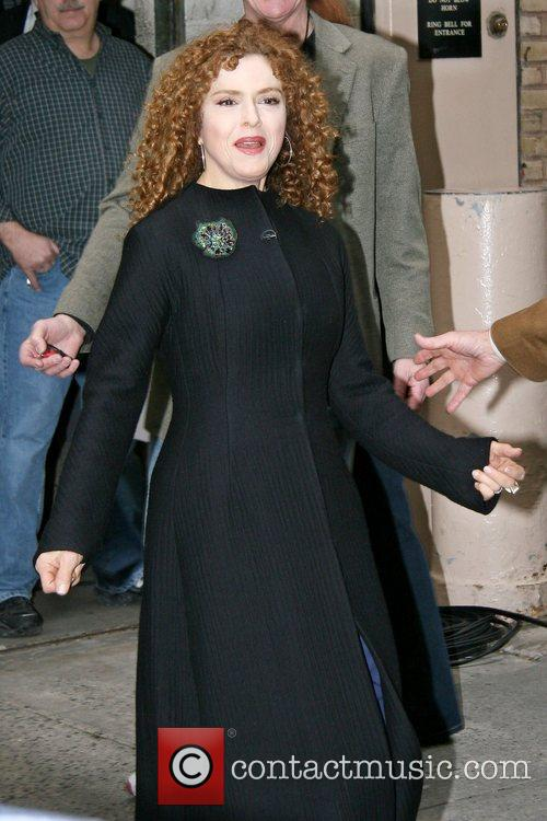 Bernadette Peters and Abc 1