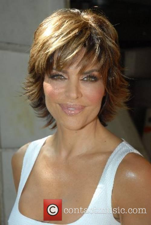 Lisa Rinna outside ABC Studios for the 'Live...