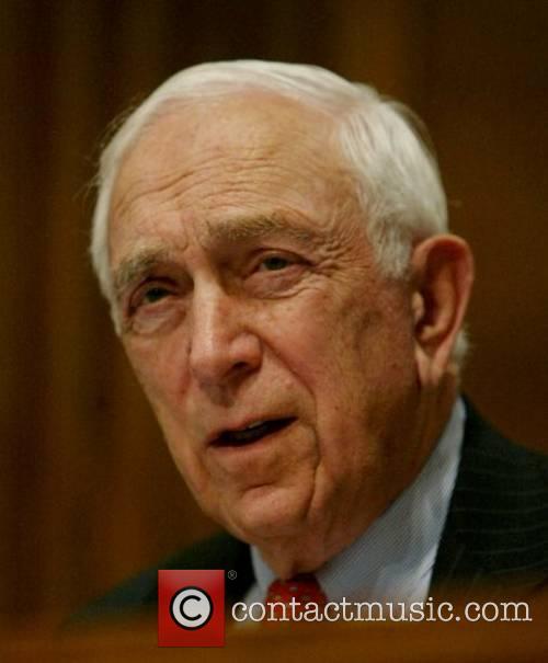 Senator Frank Lautenberg California attorney general Hon Edmund...