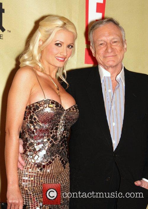 Holly Madison and Hugh Hefner 2