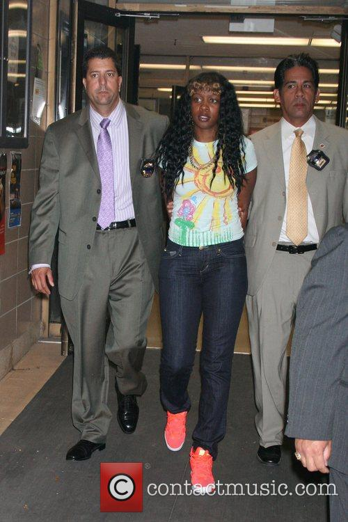 * RAPPER REMY MA ARRESTED Hip-hop star REMY...