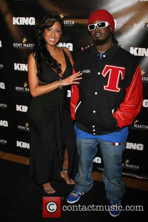 Glory Maria and T-Pain Remy Martin gets interesting...