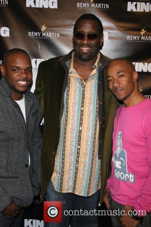 Jermaine Hall, Lamar Johnson and Dawton Thomas Remy...