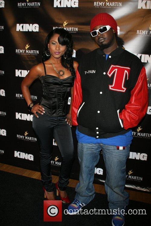 Kadie-Ann Johnson and T-Pain Remy Martin gets interesting...