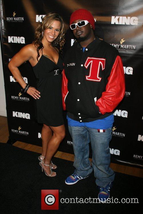 Rachel Whittled and T-Pain Remy Martin gets interesting...