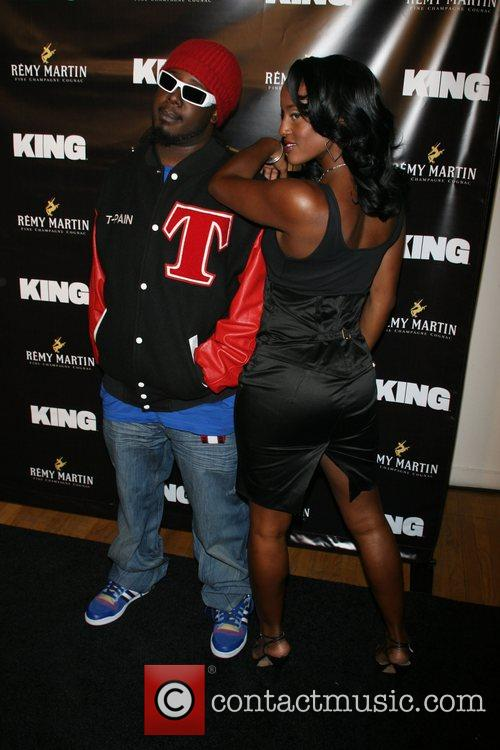 Skye Marshall and T-Pain Remy Martin gets interesting...