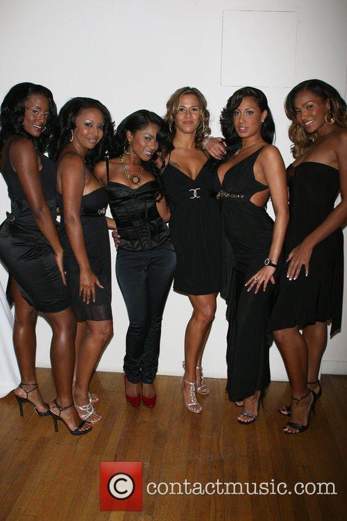 Skye Marshall, Tiara Harris, Kadie-Ann Johnson, Glory Maria...