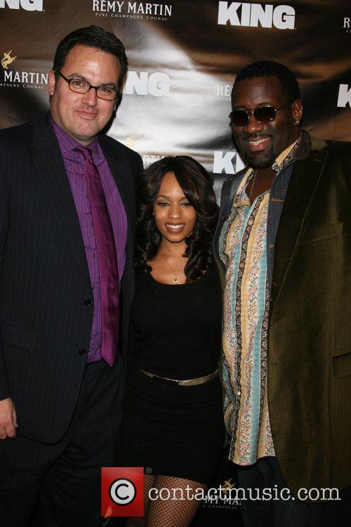 Steve Nisom, Malisa Ford and Lamar Johnson Remy...