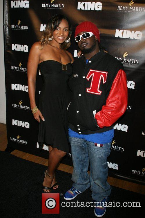 Tiara Harris and T-Pain Remy Martin gets interesting...