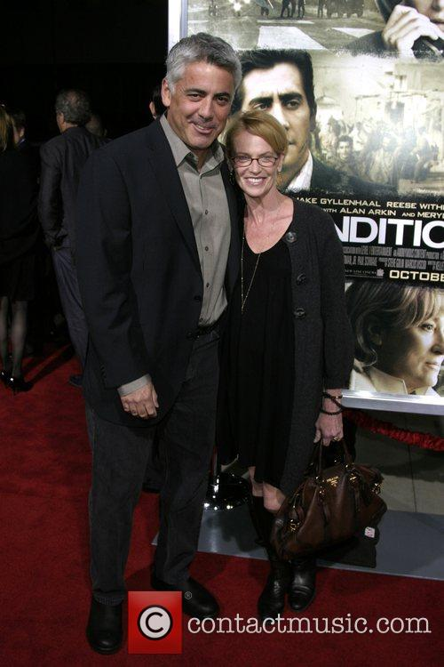 Adam Arkin and Phyllis Lyons 'Rendition' premiere held...