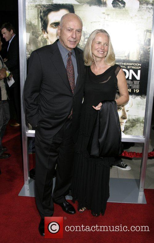 Alan Arkin and Suzanne Newlander Arkin 'Rendition' premiere...