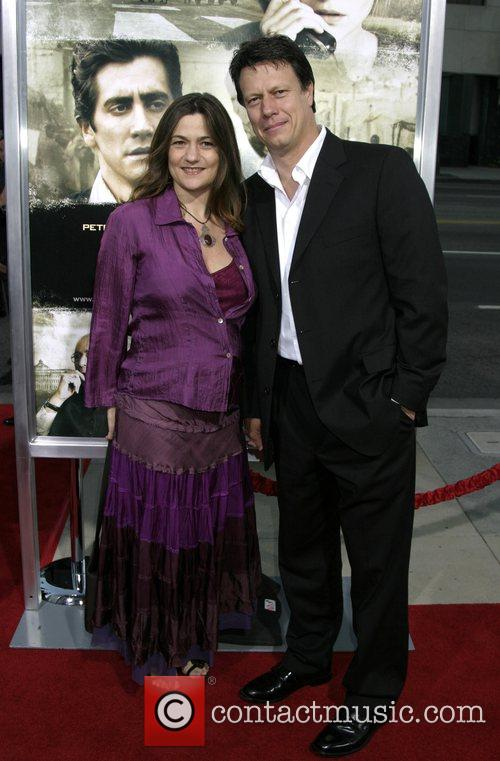 Gavin Hood and Janine Eser 'Rendition' premiere held...