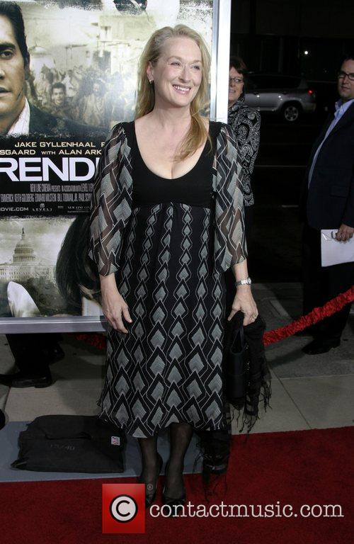 Meryl Streep 'Rendition' premiere held at the Academy...