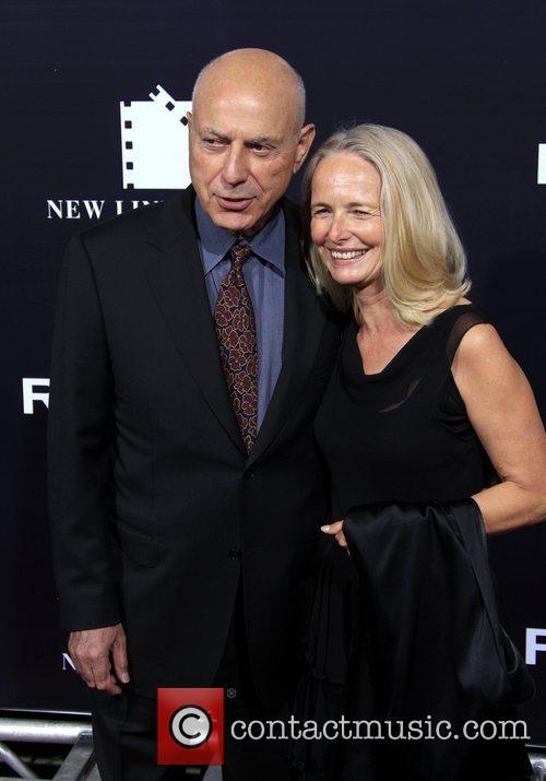Alan Arkin and Suzanne Newlander Arkin 1