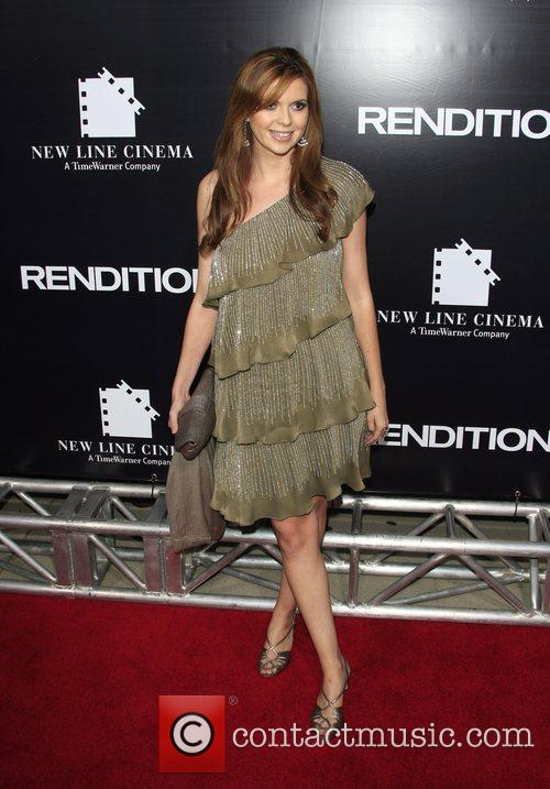 Carly Steel 'Rendition' premiere held at the Academy...