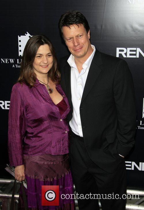 Gavin Hood and Janine Eser 1