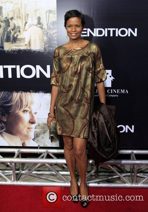 Keisha Chambers 'Rendition' premiere held at the Academy...