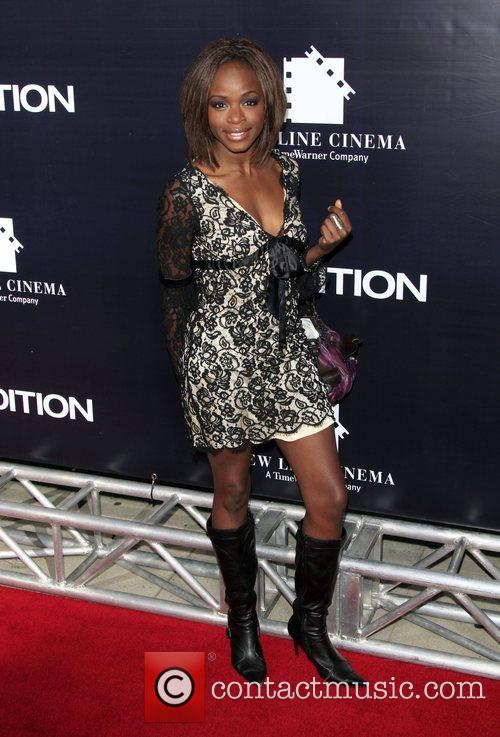 Nzinga Blake 'Rendition' premiere held at the Academy...