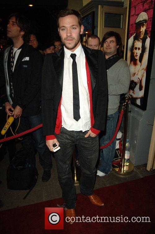 Will Young 'Rent' - press night held at...