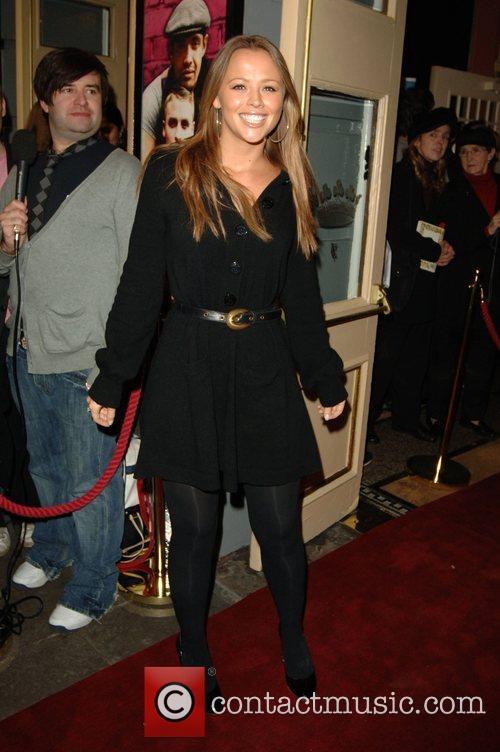 Kimberly Walsh of Girls Aloud 'Rent' - press...