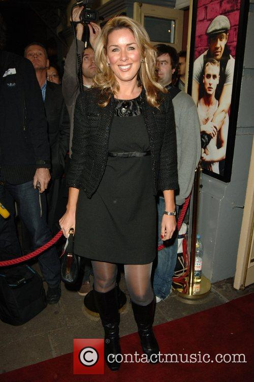 Claire Sweeney 'Rent' - press night held at...