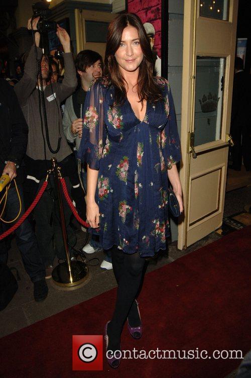 Lisa Snowdon 'Rent' - press night held at...