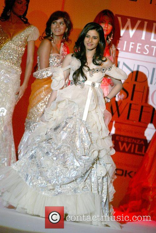 Renu Tandon catwalk show, Spring/Summer 2008 Wills India...