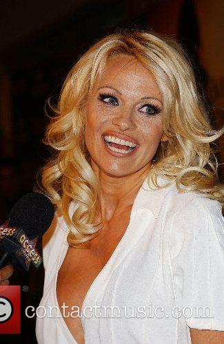 Pamela Anderson and Las Vegas 2