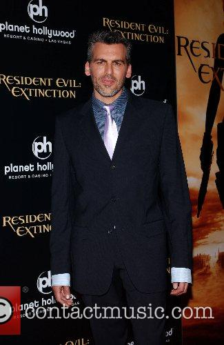 Oded Fehr World Premiere of 'Resident Evil: Extinction'...