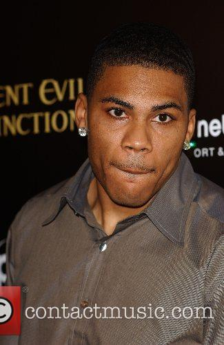 Nelly World Premiere of 'Resident Evil: Extinction' at...