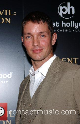 Matthew Marsden World Premiere of 'Resident Evil: Extinction'...
