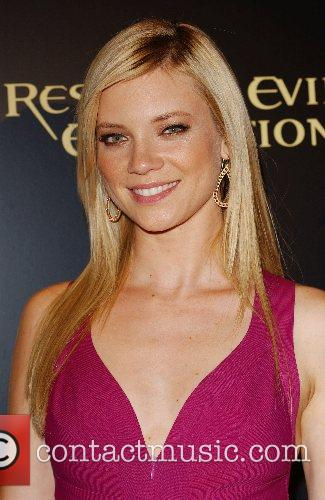 Amy Smart World Premiere of 'Resident Evil: Extinction'...
