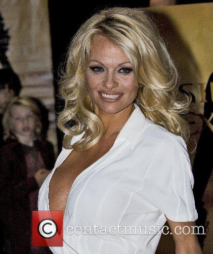 Pamela Anderson and Las Vegas 6