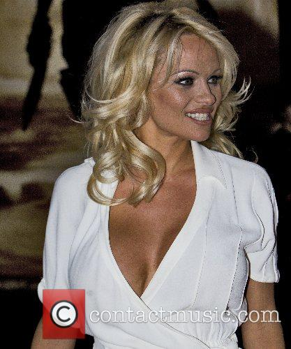 Pamela Anderson and Las Vegas 8