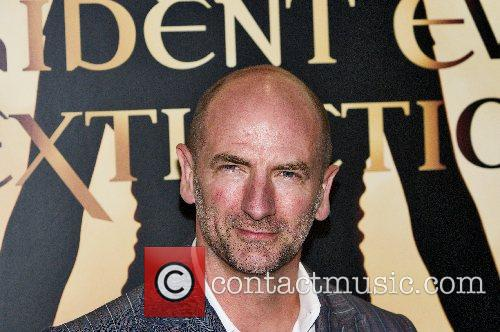 Graham McTavish World Premiere of 'Resident Evil: Extinction'...