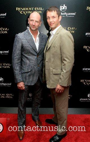 Grand McTavish and Matthew Marsden  World Premiere...