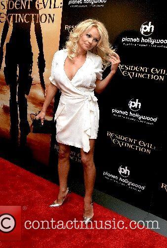 Pamela Anderson and Las Vegas 2