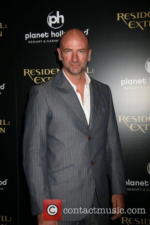 Graham McTavish Resident Evil: Extinction World Premiere at...