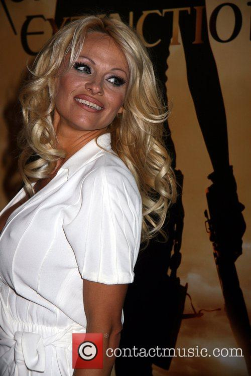 Pamela Anderson, Las Vegas, Planet Hollywood
