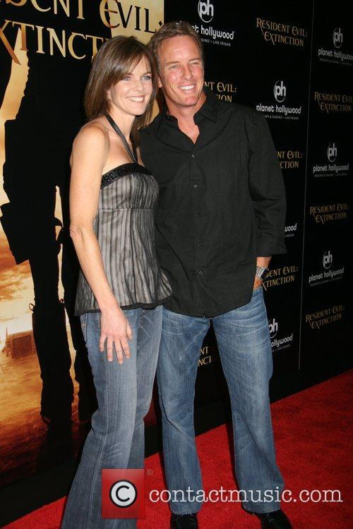 Susan Walters and Linden Ashby Resident Evil: Extinction...