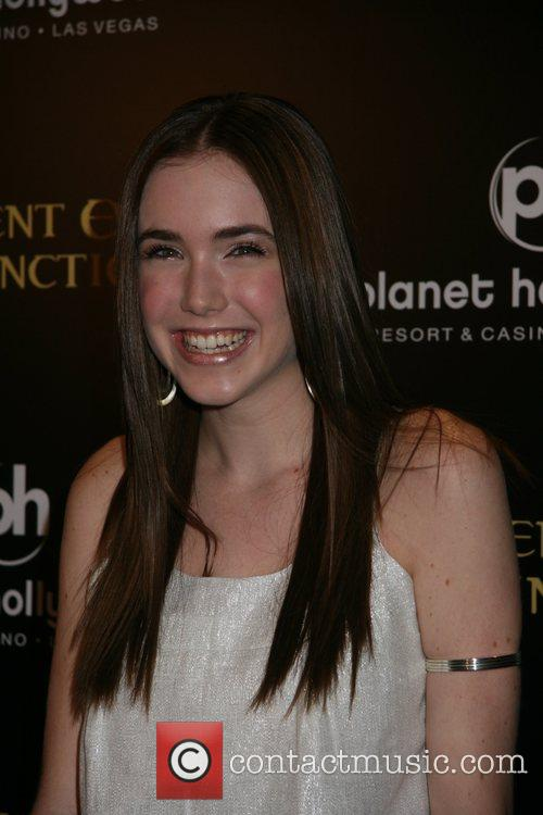 Spencer Locke Resident Evil: Extinction World Premiere at...