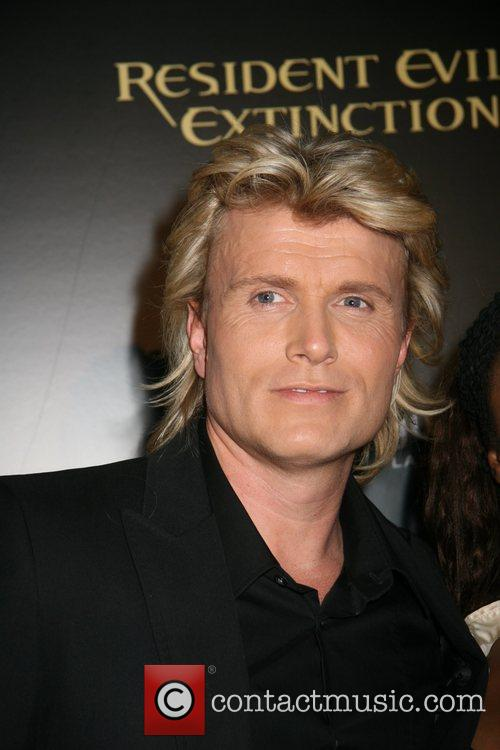 Hans Klok Resident Evil: Extinction World Premiere at...