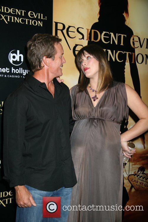 Resident Evil: Extinction World Premiere at Planet Hollywood...