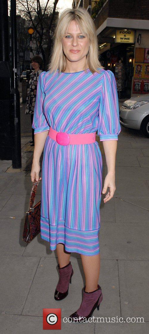 Georgina Bouzova London Restaurant Week Launch Party at...