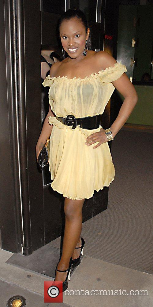 Michelle Gayle London Restaurant Week Launch Party at...