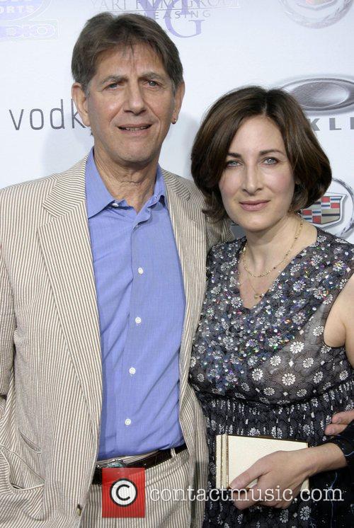 Peter Coyote and Stefanie Pleet