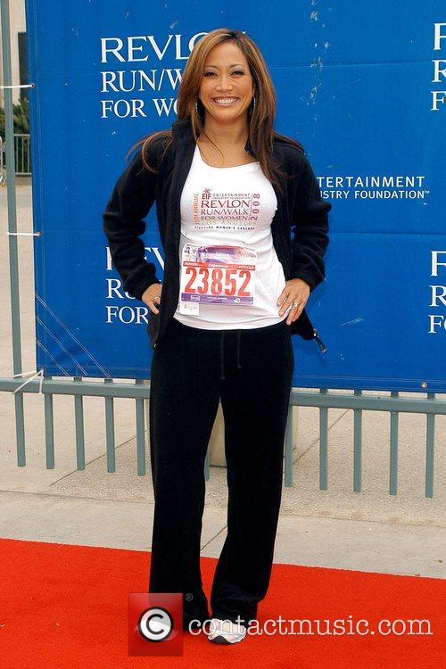 Carrie Anne Inaba  15th Annual EIF Revlon...
