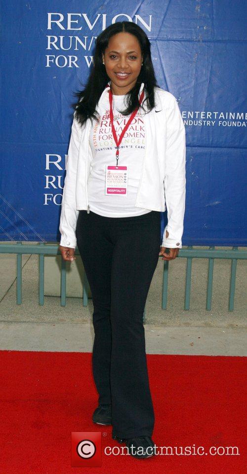 Gina Ravera 15th Annual EIF Revlon Run/Walk for...